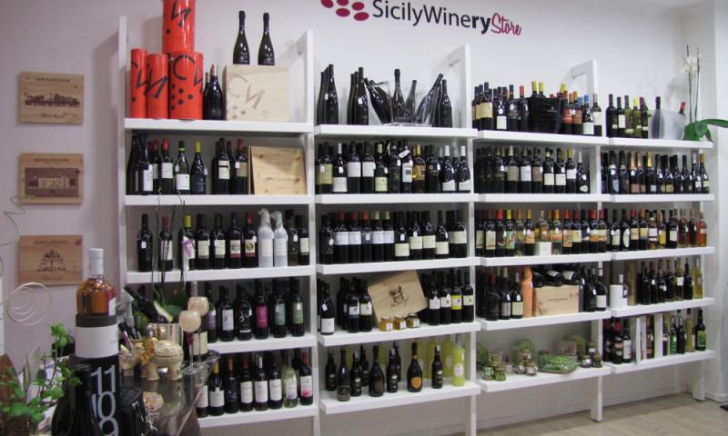 Concept store Wine store