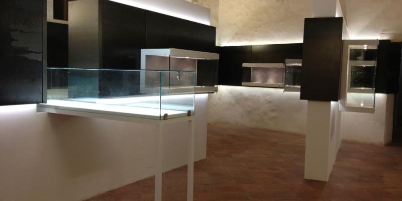 Alcamo, Museo del Vino, Cantina, museum of wine