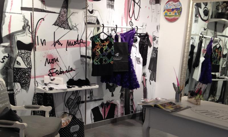 Concept store –  Fram La Plume