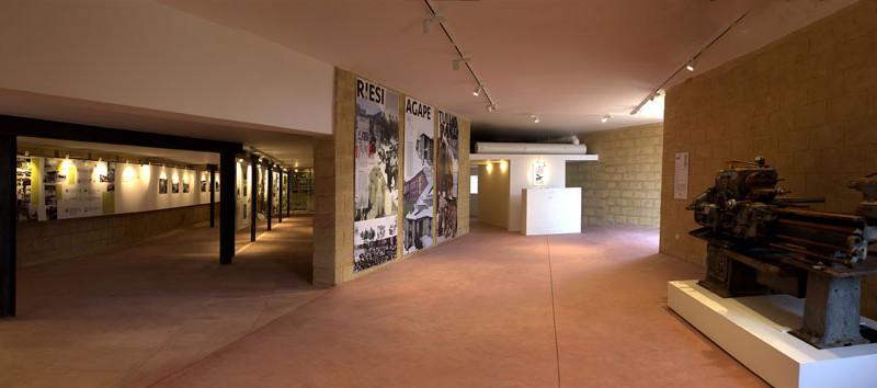 Museo del Servizio Cristiano – Monte degli Ulivi – Riesi